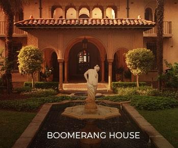 Boomerang House