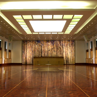 The Great Hall, Australian Parliament, Canberra