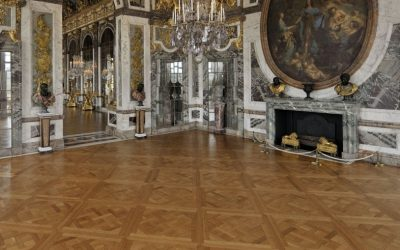 The interesting history of Parquetry