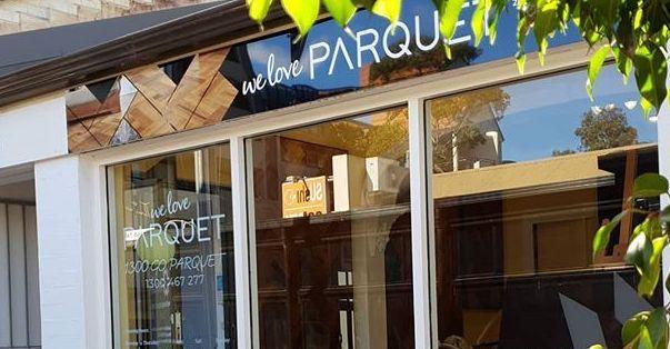 The We Love Parquet- Mosman showroom is open