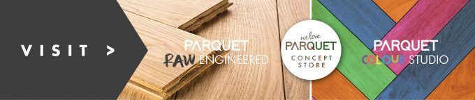We Love Parquet Colour Concept Store