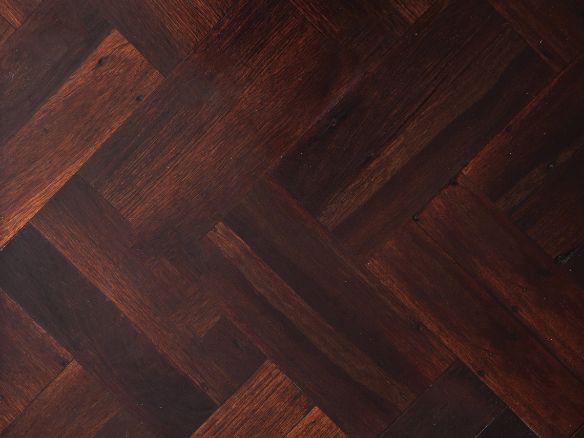 We Love Parquet The Art of Fine Parquetry Jarrah Jarrah Double Herringbone
