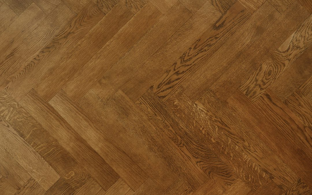 European OakHerringbone