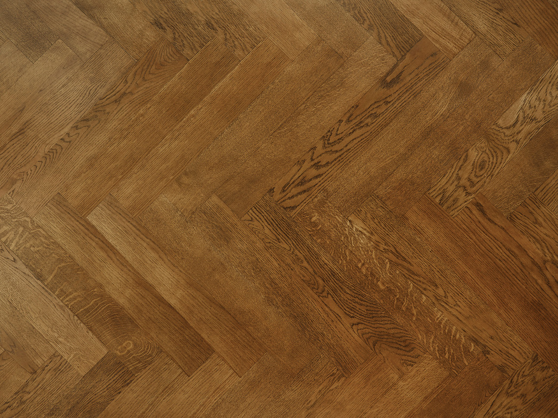 We Love Parquet The Art of Fine Parquetry European Oak Herringbone