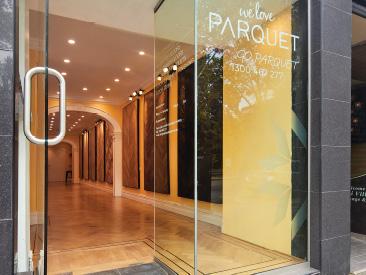 We Love Parquet Showroom